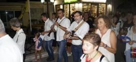 """Η Μουσική ομάδα """"καθ ωδών"""" τραγουδά στην Κίσαμο"""