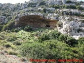 ΣΤΟ ΑΚΡΩΤΗΡΙ ΧΑΝΙΩΝ –  Ένα σπήλαιο κατάλληλο για φάτνη στο Ακρωτήρι