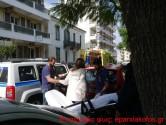 Τροχαίο με τραυματισμό σε κεντρική οδό των Χανίων