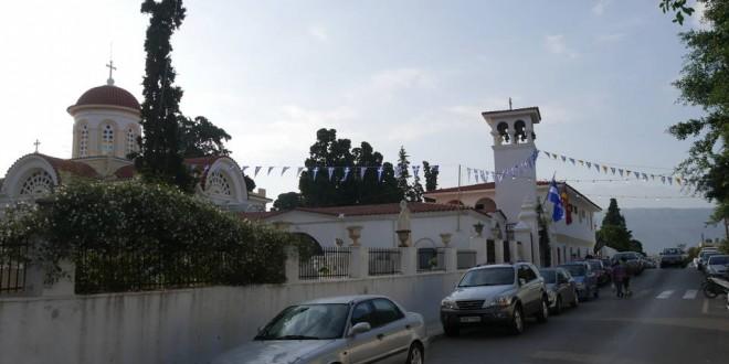 Με λαμπρότητα εορτάσθηκε ο Ιερός Ναός του Αγίου Λουκά