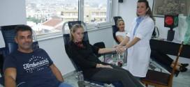 ΑΠΟ ΤΗΝ ΕΝΩΣΗ ΑΣΤΥΝΟΜΙΚΩΝ ΧΑΝΙΩΝ  Εθελοντική αιμοδοσία…