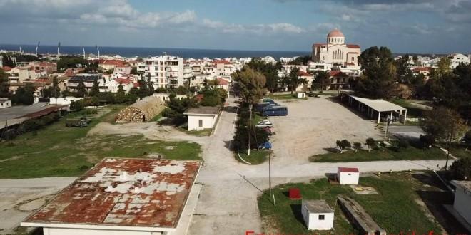Αισιοδοξία για παραχώρηση στρατοπέδου «Μαρκοπούλου» στα Χανιά