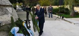 ΣΕ ΧΑΝΙΑ ΚΑΙ ΗΡΑΚΛΕΙΟ – Τιμήθηκε η επέτειος της Εθνικής Αντίστασης