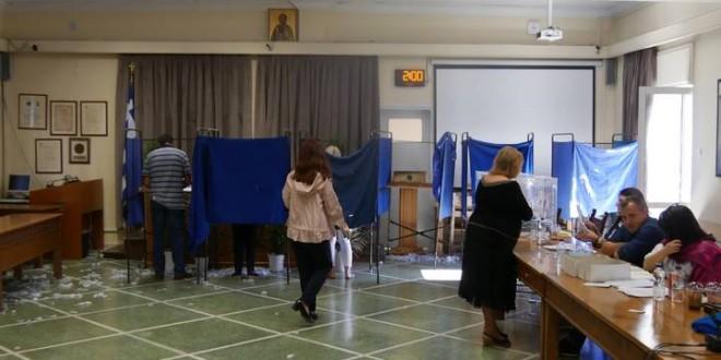 Από έναν μέχρι και τέσσερις σταυρούς κατά περιφερειακή ενότητα στις βουλευτικές εκλογές