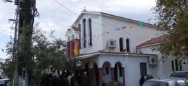 ΣΤΗΝ ΕΝΟΡΙΑ ΒΑΜΒΑΚΟΠΟΥΛΟΥ – Με λαμπρότητα εορτάσθηκε ο προστάτης των παιδιών Άγιος Στυλιανός
