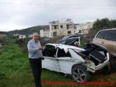 Τροχαίο δυστύχημα στα Χανιά (Και βίντεο)