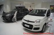 Εγκαίνια έκθεσης πωλήσεων αυτοκινήτων FIAT και FIAT PROFESSONAL