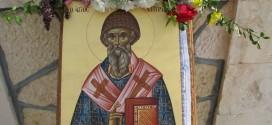 Εσπερινός και Λειτουργία Αγίου Σπυρίδωνα στα Χανιά