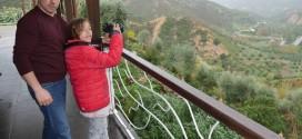 Χειμώνας στο Βοτανικό Πάρκο και Κήποι Κρήτης ( Και βίντεο)