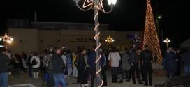 Φωταγώγηση Χριστουγεννιάτικου δένδρου στο Γεράνι του Δήμου Πλατανιά
