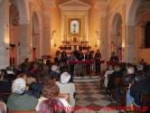 Χριστουγεννιάτικη συναυλία με μελωδίες στην Καθολική Εκκλησία Χανίων (Και βίντεο)