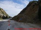 Σταμάτησαν οι εργασίες αποκατάστασης της εθνικής οδού; (Και βίντεο)