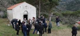 Λειτουργήθηκε πανηγυρικά το εξωκλήσι του Αγίου Αθανασίου στα Εννιά Χωριά
