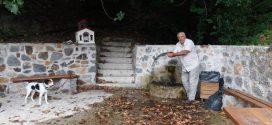 Μεγάλες κατολισθήσεις και στα Σκορδαλού με την κακοκαιρία