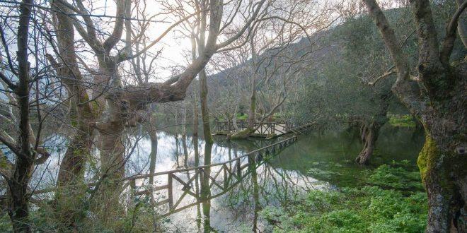 Γέμισε και η λίμνη του ομώνυμου χωριού Λίμνη