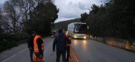 Νέο πλήγμα στην εθνική οδό Χανίων –Ρεθύμνου μετά την διασταύρωση για Μεγάλα Χωράφια
