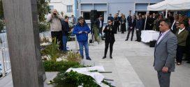 ΣΤΑ ΧΑΝΙΑ: Τιμήθηκε η μνήμη αστυνομικών που έπεσαν εν ώρα υπηρεσίας