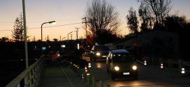 ΣΤΙΣ ΣΤΡΑΤΙΩΤΙΚΕΣ ΓΕΦΥΡΕΣ – Ενοχλητικός ο θόρυβος από τα διερχόμενα οχήματα