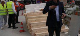 Ολοκληρώθηκαν οι εργασίες στις στρατιωτικές γέφυρες Πλατανιά και Πατελαρίου (Και βίντεο)
