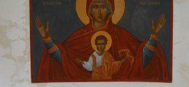"""ΣΤΟΝ ΑΠΟΚΟΡΩΝΑ – Ο Ιερός Ναός που είναι αφιερωμένος στην """"Παναγία τη Γιάτρισσα"""" (Και βίντεο)"""