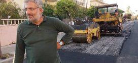 Όλοι οι κεντρικοί δρόμοι θα ασφαλτοστρωθούν στα Χανιά