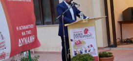 Παρουσίαση ψηφοδελτίου Λαϊκής Συσπείρωσης Δήμου Πλατανιά Χανίων
