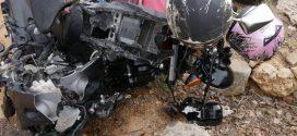 Πρωτομαγιά με θανατηφόρο τροχαίο δυστύχημα στα Χανιά…