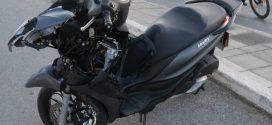 Τροχαίο ατύχημα με τραυματισμό οδηγού δικύκλου στα Χανιά