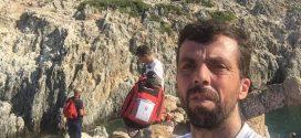 Αίσιο τέλος ελληνίδας που αδιαθέτησε κατά την πεζοπορία της στην παραλία Γουβερνέτου