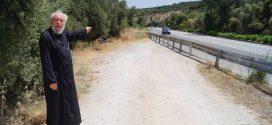 Κεραυνός εν αιθρία ο αποκλεισμός οδικής πρόσβασης στον Άγιο Ραφαήλ (Και βίντεο)