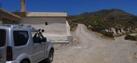 Σε άσχημη κατάσταση ο δρόμος Ελαφονήσι – Σκλαβοπούλας (Και βίντεο)
