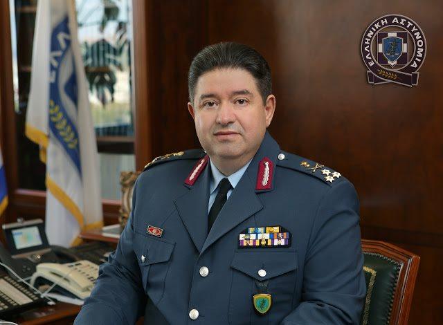 Επίσημα νέος Αρχηγός της ΕΛ.ΑΣ. ο αντιστράτηγος   Μιχαήλ Καραμαλάκης