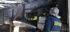 Παρανάλωμα του πυρός ελαιουργείο με ιστορία στον Κάτω Σταλό ( Και βίντεο)