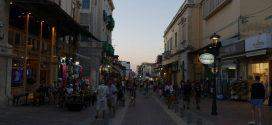 ΧΑΛΗΔΩΝ: Ο δρόμος που συνδέει την παλιά με τη νέα πόλη των Χανίων