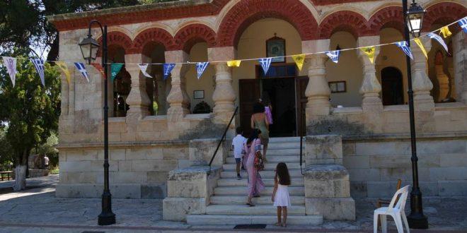 ΣΤΗ ΧΑΛΕΠΑ – Με λαμπρότητα εορτάσθηκε ο ιστορικός Ναός Αγίας Μαρίας Μαγδαληνής