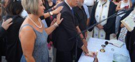 Ορκωμοσία νέας Δημοτικής Αρχής στο Δήμο Αποκορώνου