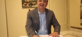 """Ορκωμοσία  με """"ισόβιο"""" περιφερειάρχη τον Σταύρο Αρναουτάκη"""
