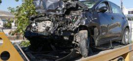 Νέο δυστύχημα στον Β.Ο.Α. Κρήτης στο ύψος των Αγίων Πάντων