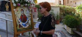 ΣΤΟΝ Ι.Ν. ΑΓΙΟΥ ΝΙΚΟΛΑΟΥ ΣΠΛΑΝΤΖΙΑΣ – Εορτάστηκε το εικόνισμα της Τιμίας Ζώνης της Θεοτόκου