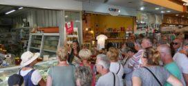 Ομαδικές ξεναγήσεις στη Δημοτική Αγορά Χανίων