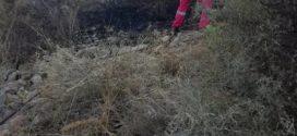 Πυρκαγιά αναστάτωσε τους κατοίκους στο Αρώνι Ακρωτηρίου