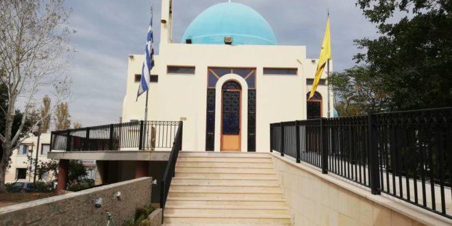 Πανηγυρικά εορτάσθηκε ο Άγιος Απόστολος και Ευαγγελιστής Λουκάς  στο ΠΑΓΝΗ
