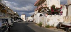 Ιδιαίτερα επικίνδυνοι δύο κεντρικοί δρόμοι στα Χανιά…