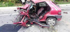 Ο «Χάρος»  χτύπησε ξανά στην εθνική οδό Χανίων – Ρεθύμνου με νέο τροχαίο δυστύχημα…