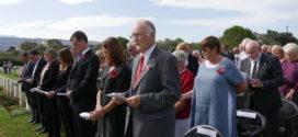 Τιμή στη μνήμη των πεσόντων στο Συμμαχικό Νεκροταφείο Σούδας