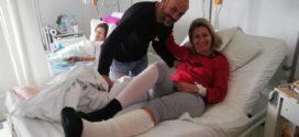 Σοβαρός τραυματισμός από σχοινί γυναίκας επισκέπτριας  στην Πάτρα από την Κίσαμο