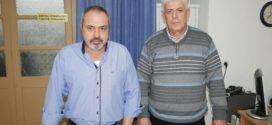 Συνάντηση και ανταλλαγή ευχών αποστράτων αστυνομικών Χανίων