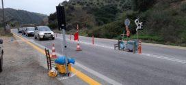 Μονοδρομήθηκε άλλο ένα τμήμα της εθνικής οδού μετά το Κολυμπάρι για Κίσαμο