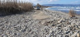 Μια παραλιακή οδός ανατολικά της Κισάμου θα αναδείξει όλη την περιοχή του κόλπου