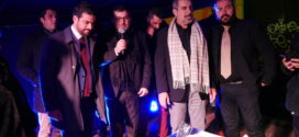 Με αρκετό κόσμο η υποδοχή του νέου χρόνου στην πλατεία Δημοτικής Αγοράς Χανίων